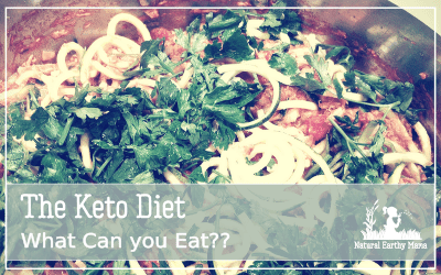 ket diet, foods you can eat on the keto diet
