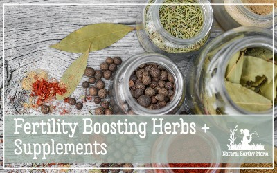 Fertility boosting herbs that actually work