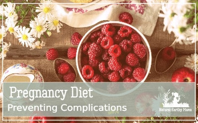 pregnancy diet to prevent complications