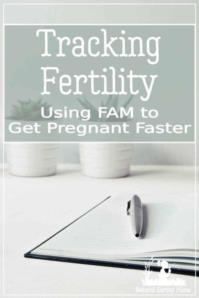 tracking fertility using FAM