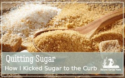 quitting sugar, sugar free