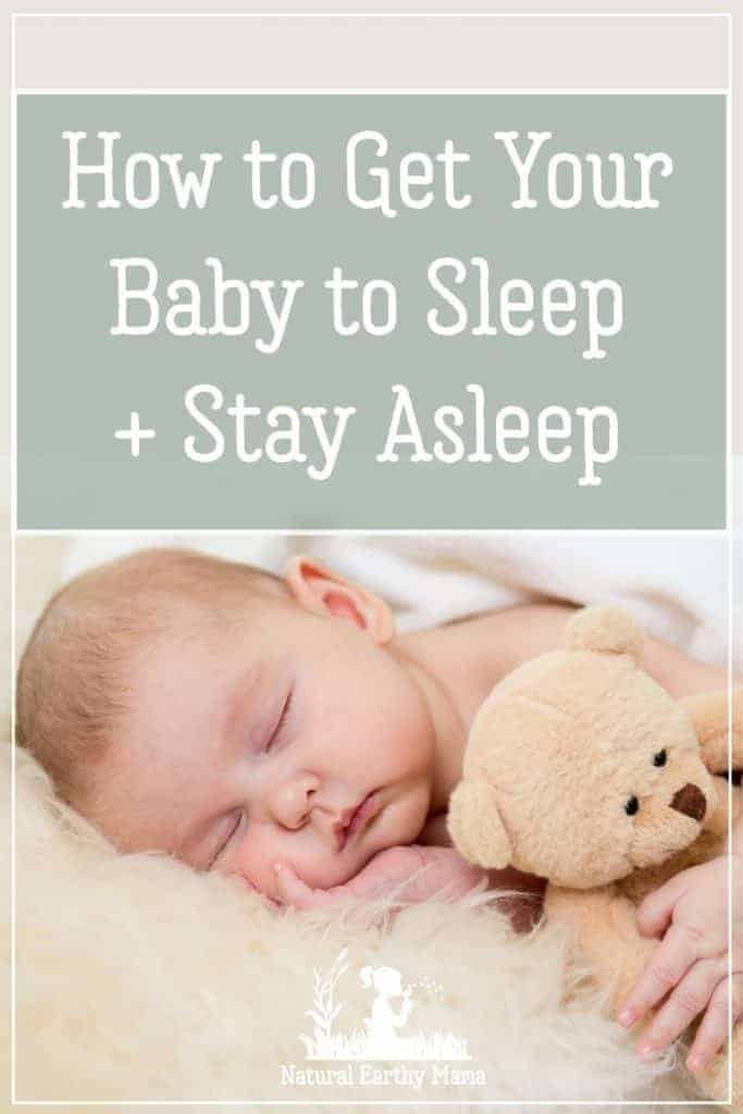 Here are some time proven infant sleep tips and ideas that have been shown time and again to improve baby's sleep habits, most of which will work just as well for a little baby as they will for a toddler. Infant sleep is a hot topic in parenting newborn circles. Discover our tips here. #Naturalearthymama #sleep #newborn #baby #parenting