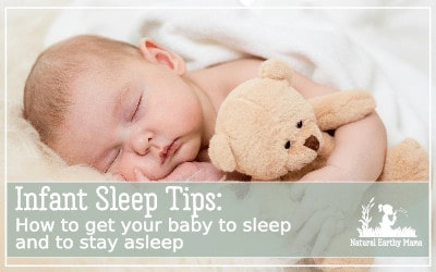 Here are some time proven ideas that have been shown time and again to improve baby's sleep habits, most of which will work just as well for a little baby as they will for a toddler. Infant sleep is a hot topic in parenting newborn circles. Discover our tips here. #Naturalearthymama #sleep #newborn #baby #parenting