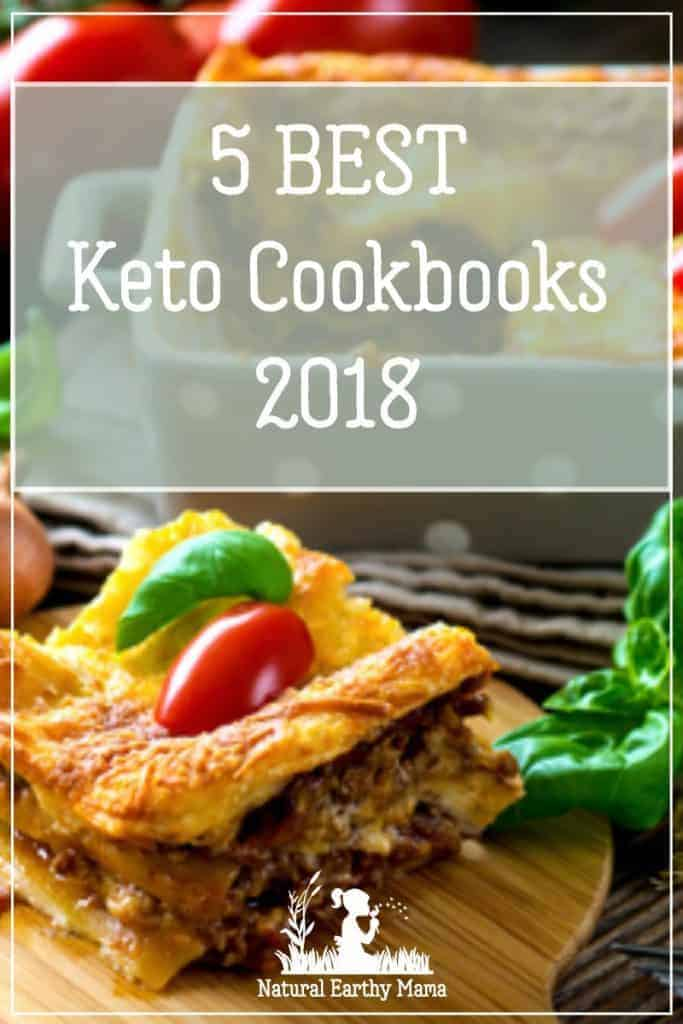 5 Best Keto Cook Books For 2019 Natural Earthy Mama