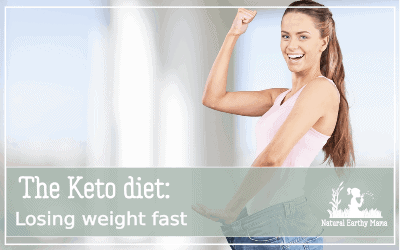 Are you trying to lose weight, but are struggling? Have you tried many diets in the past and they failed? Do you want to know why the keto diet is so popular right now? Effortless, rapid weight loss. #weightloss #ketodiet #naturalearthymama
