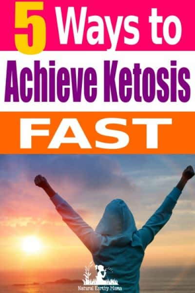 5 tips for getting in to ketosis fast for beginners on the ketogenic diet