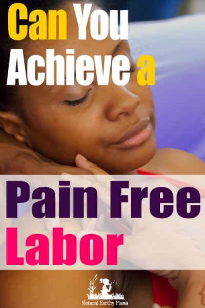A pain free labor is what we all dream of when we are pregnant, but is it possible? Here is my review of the hypnobabies program, where many women claim that their labors have been easy, painless and fast. Reducing the amount of pain you feel during delivery is well worth the investment! #naturalearthymama #labor #delivery