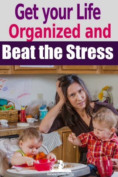 Is life getting too much for you? Overwhelmed by too much to do? Need some help reducing stress in your life? Family life can be overwhelmingly stressful for the best of us! There are some great strategies that you can start using today to help overcome stress and reduce the overwhelm in your life. #anxiety #naturalearthymama