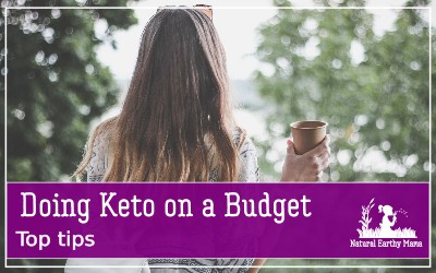 Keto, in a nut shell, is a high fat, moderate protein, and low carbohydrate diet. The health benefits on keto are incredible.How to Keto on a budget meal planThere are three key areas to the keto diet - Fat, Protein, Carbohydrates. It is very possible to do this on a large budget or a small budget. #naturalearthymama