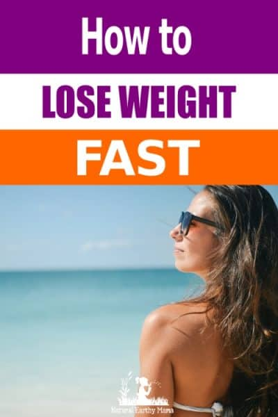 So you are keen to drop some pounds and you are wondering how to lose weight fast. To be honest, weight loss can be simple - but it is not always easy. Use these tips to guide you on how to lose weight fast! Effective weight management strategies that will help you get healthy #naturalearthymama