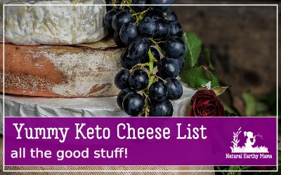 As you are probably already aware, a big part of the Keto Diet is adding fats and moderate protein to your diet. Cheese is one of those double-whammy foods which provides both fat and protein. Cheese is also low in net carbs which is perfect for Keto!