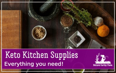 By having the right tools on hand, cooking can become a joy again! These are our 10 keto supplies for the busy keto kitchen!We all know how busy life can become. When it is busy, cooking for yourself and your family can become a daily chore, especially when times are busy!