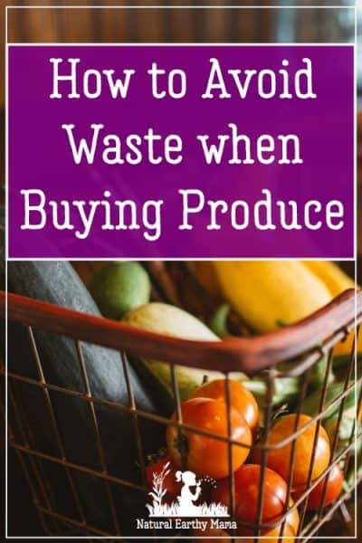 Do you have a good system that limits waste of produce and money? It has taken me many years to sort this aspect of my life, especially when you are busy with work and family.By using these simple tips and tricks you can actually save money and stop wasting food. #naturalearthymama