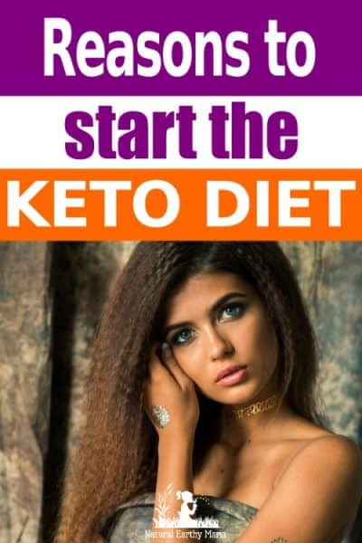 Are you wondering if you should start the Keto Diet? Are you wondering what benefits there might be? This Keto Diet Plan for Beginners will give you a good over view of what it is all about.Is Keto Right for me? #keto #naturalearthymama