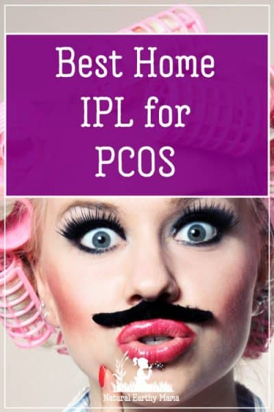 One of the the worst things about PCOS is the facial hair. No woman should feel like she could give Santa a run for his money in the beard growing arena. Permanent hair removal options are few and far between, with laser and IPL (Intense Pulsed Light) are the best options for removing facial hair.