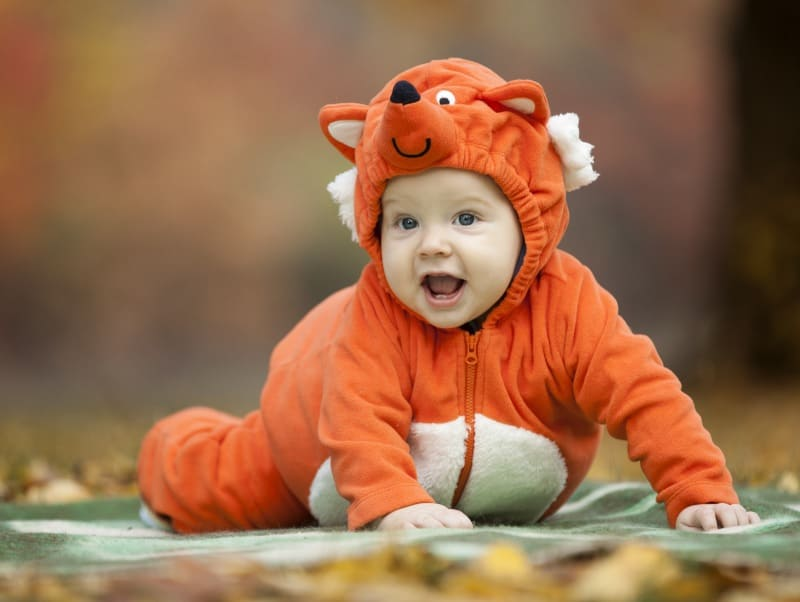 How to make your baby's first halloween special