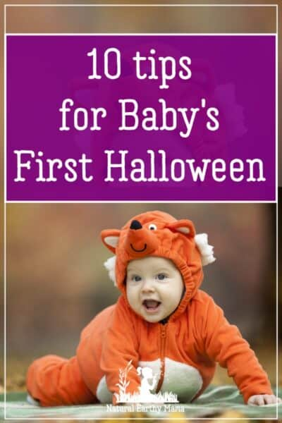 How to make your baby's first halloween special - ten top tips for making your babys halloween celebrations something to remember!