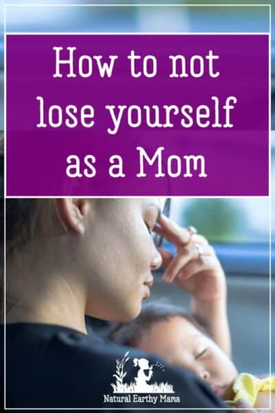 How To Be A Mom And Not Lose Yourself promo image